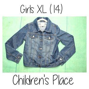 Children's Place 1989 Jean Jacket